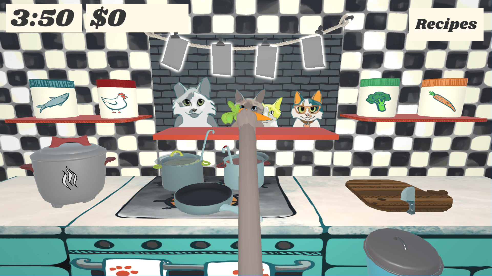 Suki's Soul Food Screenshot 1